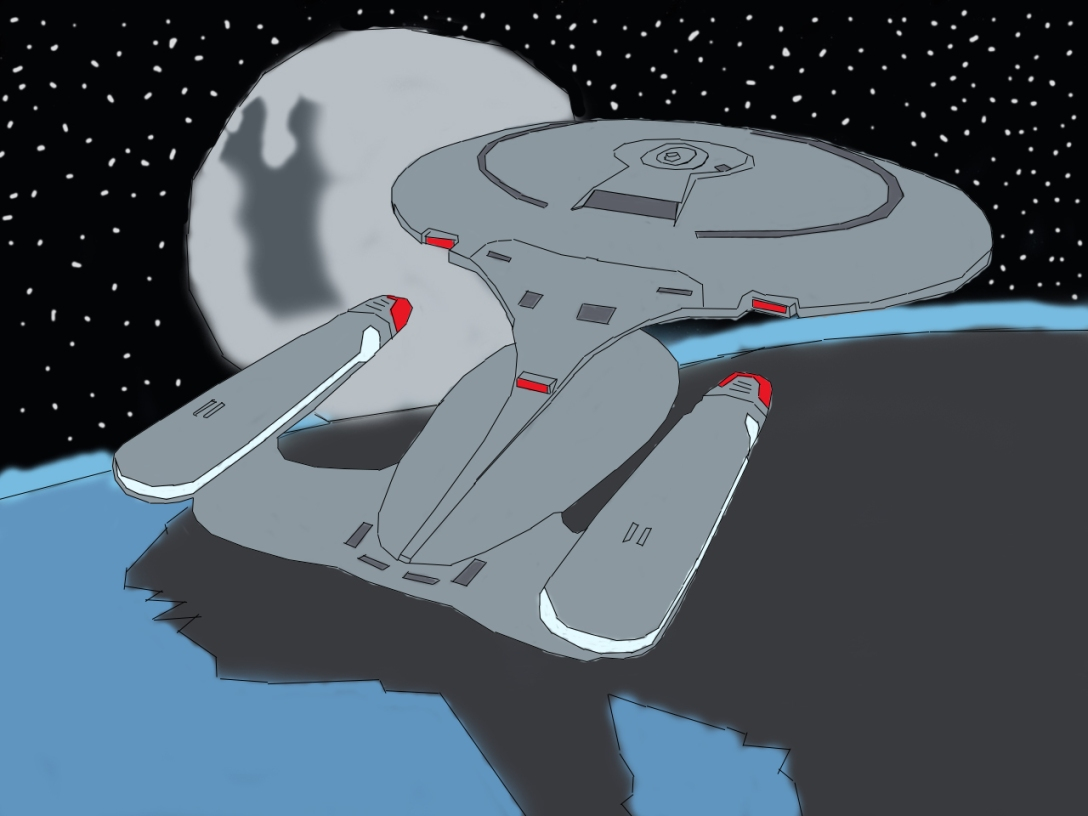 USS Enterprise (Star Trek Next Generation)